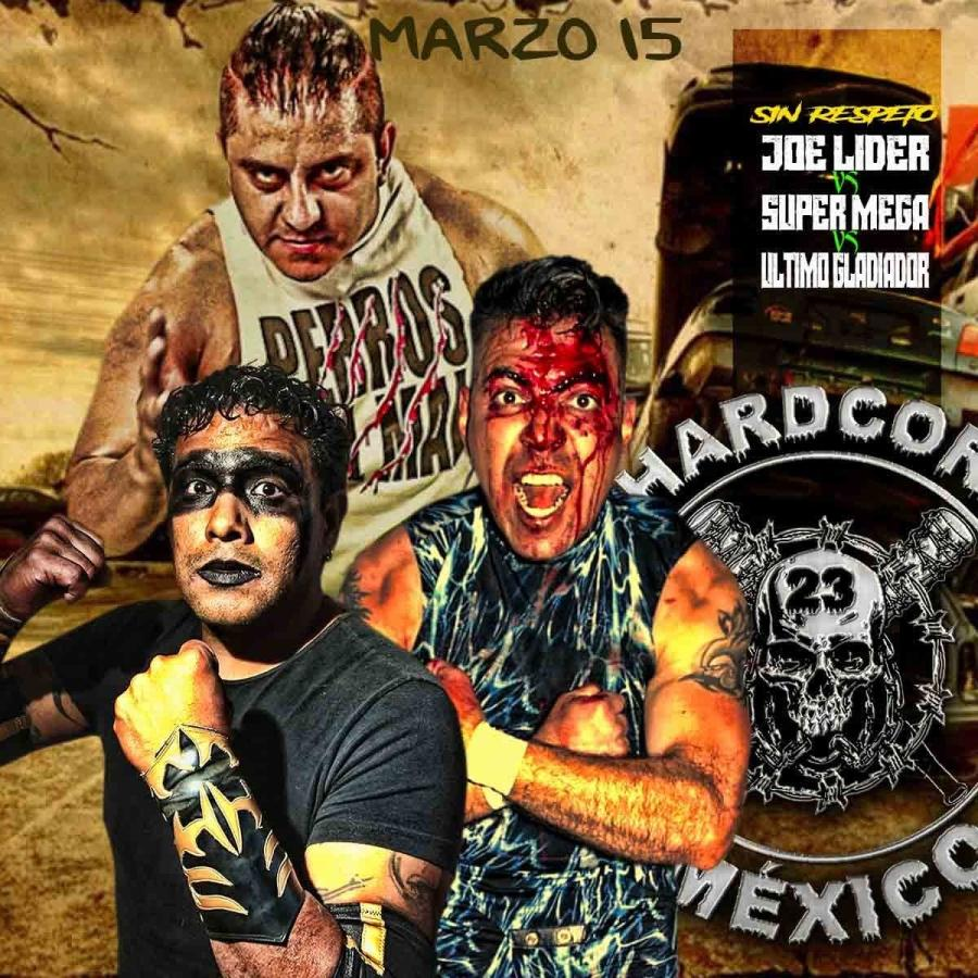 Zona-23 DVD「La Guerra Comienza(2枚組)」(2020年3月15日メキシコ・メキシコシティ)米直輸入盤《日本盤未発売》ジャンクヤードルチャ|freebirds|07