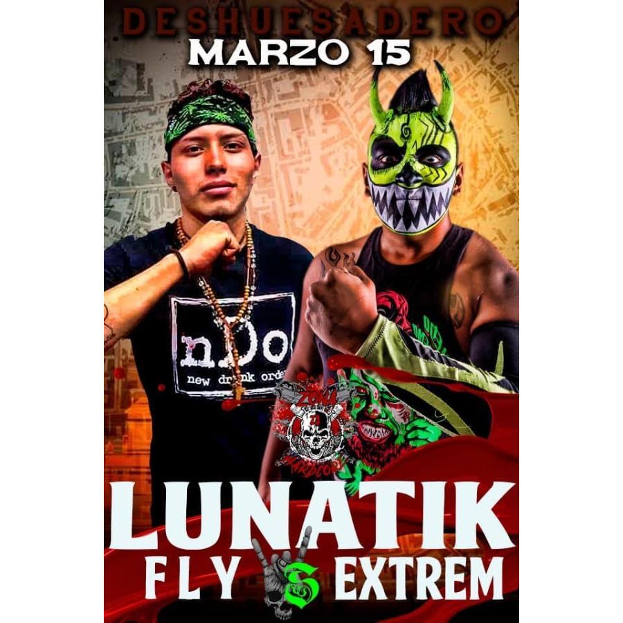 Zona-23 DVD「La Guerra Comienza(2枚組)」(2020年3月15日メキシコ・メキシコシティ)米直輸入盤《日本盤未発売》ジャンクヤードルチャ|freebirds|08
