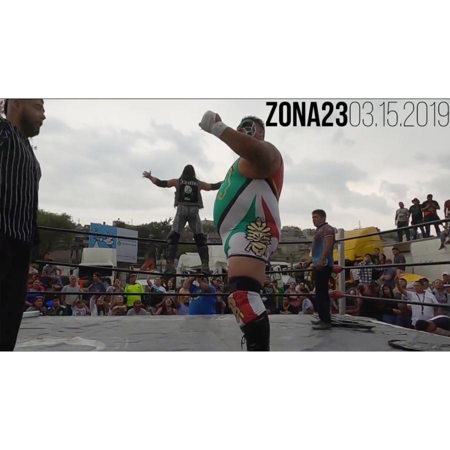 Zona-23 DVD「La Guerra Comienza(2枚組)」(2020年3月15日メキシコ・メキシコシティ)米直輸入盤《日本盤未発売》ジャンクヤードルチャ|freebirds|10