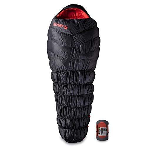 スリーピングバッグ KSB 0 Oversized Down Sleeping Bag 4シーズン ダウン マミー型