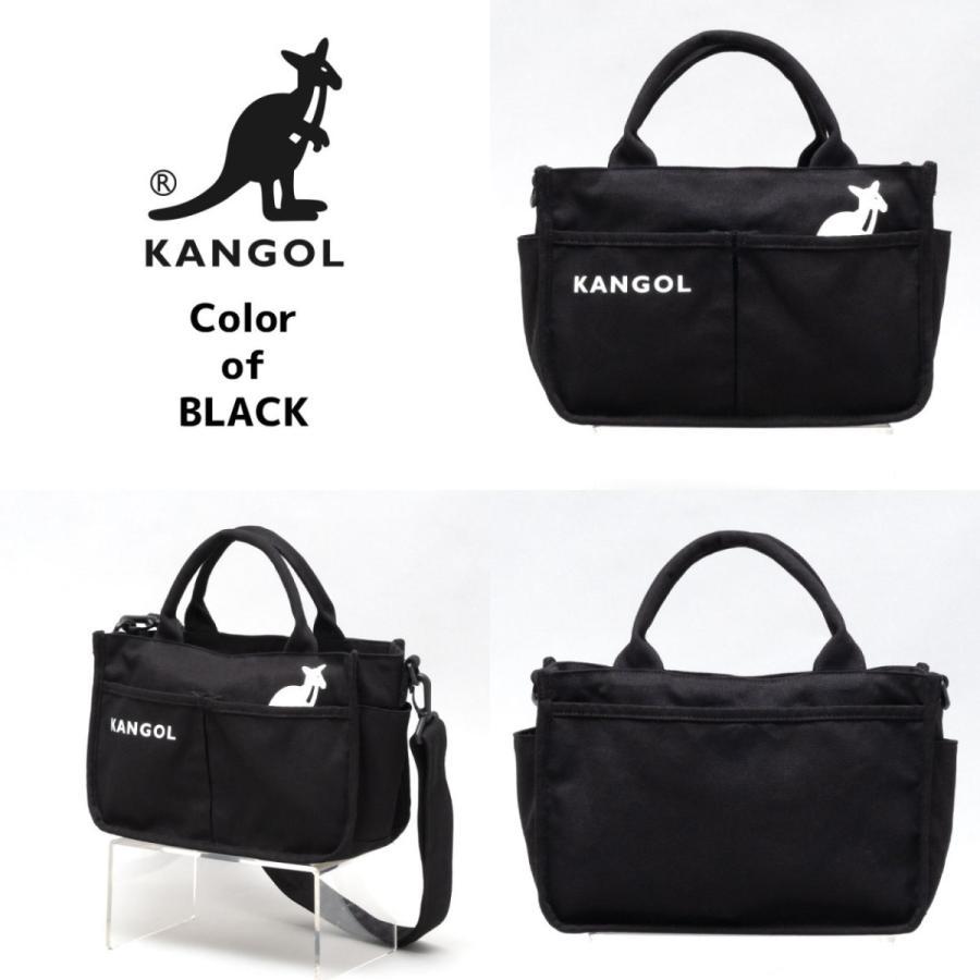 キャンバスミニトートバッグ ショルダーバッグ ハンドバッグ KANGOL 帆布生地 カンゴール(250-1493) 全4色 freesebe 02