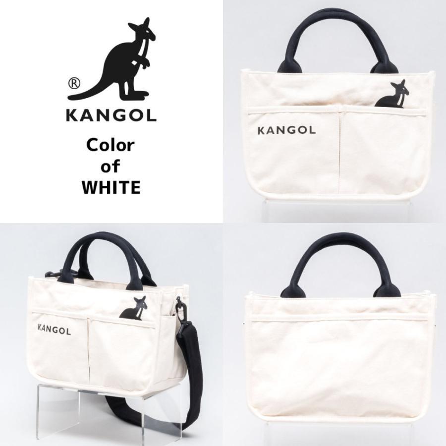キャンバスミニトートバッグ ショルダーバッグ ハンドバッグ KANGOL 帆布生地 カンゴール(250-1493) 全4色 freesebe 04