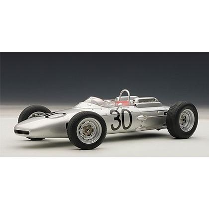 新品86271 オートアート 1/18 ポルシェ 804 F1 フランスGP優勝 D.ガーニー 1962#30