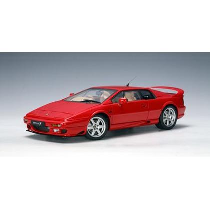 新品75311 オートアート 1/18ロータス エスプリ V8 (レッド)