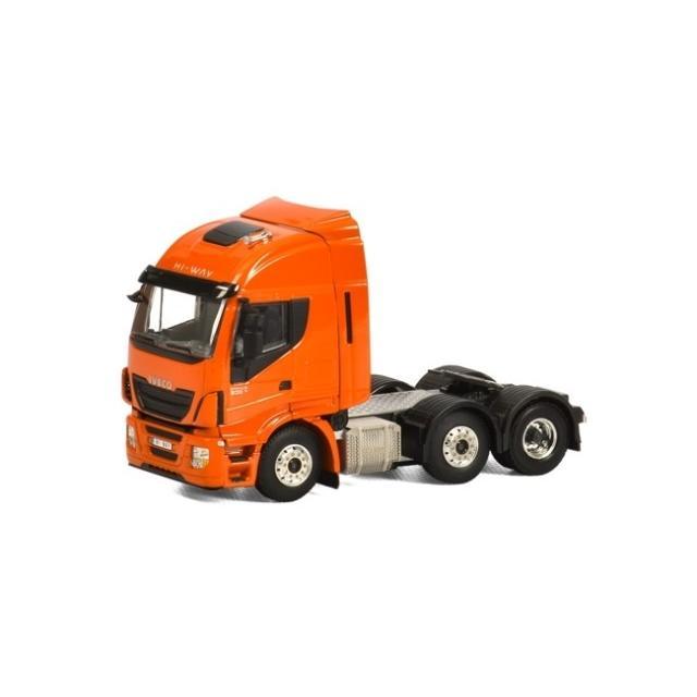 取寄せ 1/50 WSI 04-1159 WSI Premium line Iveco Stralis Highway 6x2
