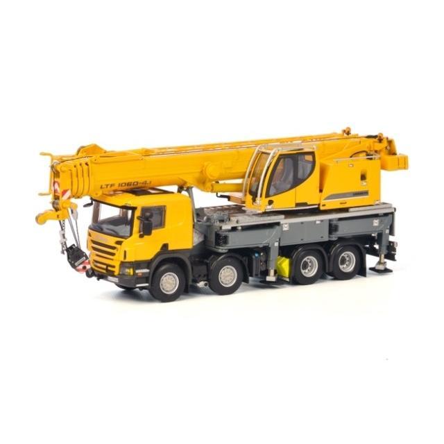 取寄せ 1/50 WSI 04-1169 WSI Premium Line Liebherr LTF 1060-4.1