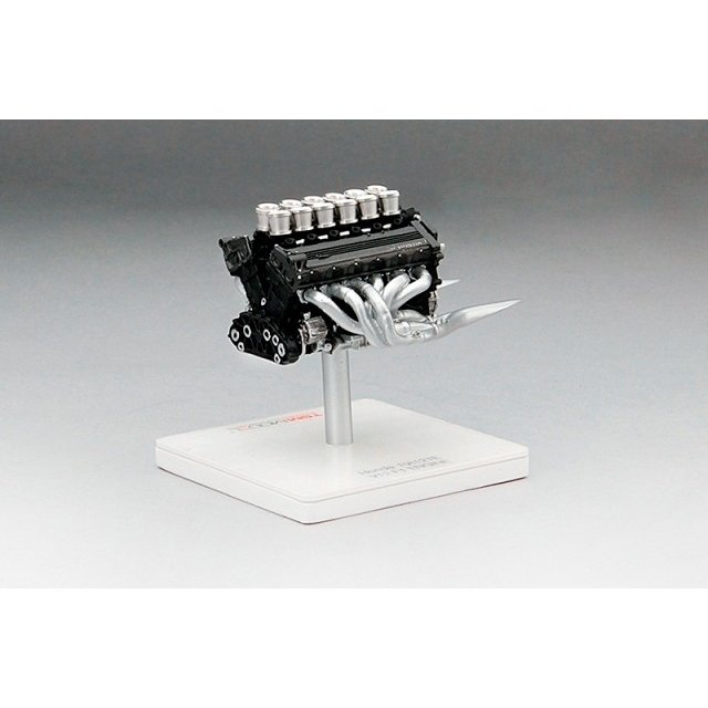 取寄せTSM14AC03 1/18 ホンダ RA121E V12 エンジン