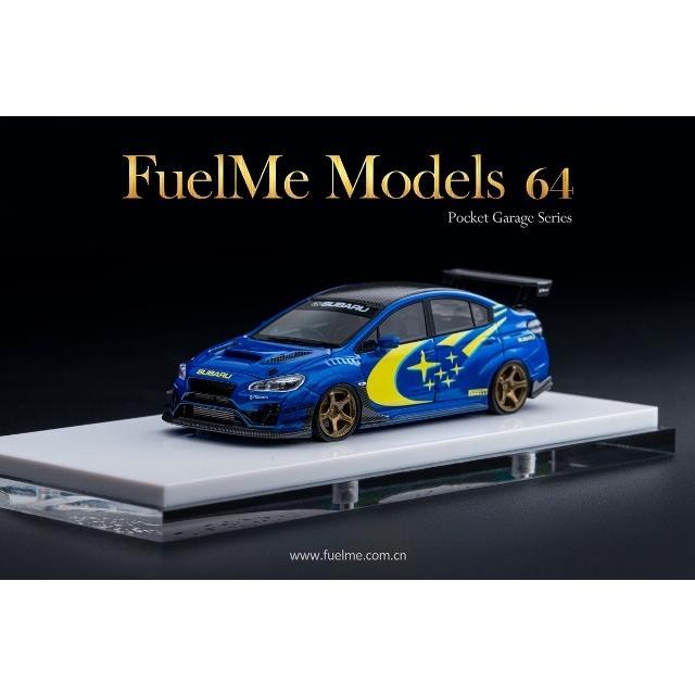 予約 FM64004PG-F Fuelme Models 1 64 即納送料無料! スバル SUBARU STI Varis 現金特価 Edition Rally バリス
