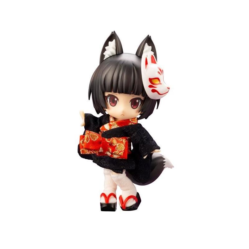 コトブキヤ ADE68 キューポッシュフレンズ くろきつね-黒狐-