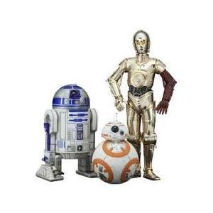 SW114 ARTFX+ スターウォーズ R2-D2 & C-3PO with BB-8 コトブキヤ/新品