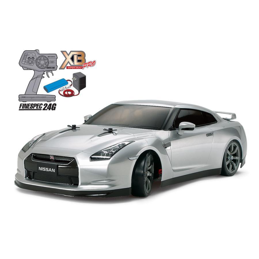 XB GT-R(TT-01D TYPE-E)2.4GHz タミヤ/新品