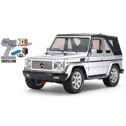 57898 XB メルセデス・ベンツ G 320 カブリオ (MF-01 Xシャーシ) タミヤ/新品