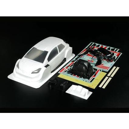 92400 1/10RC トヨタ ガズーレーシング WRT/ヤリス WRC 塗装済みボディ タミヤ/新品