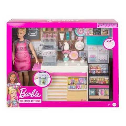 マテル GMW03 Barbie バービー コーヒーショップ|freestyle-hobby|02