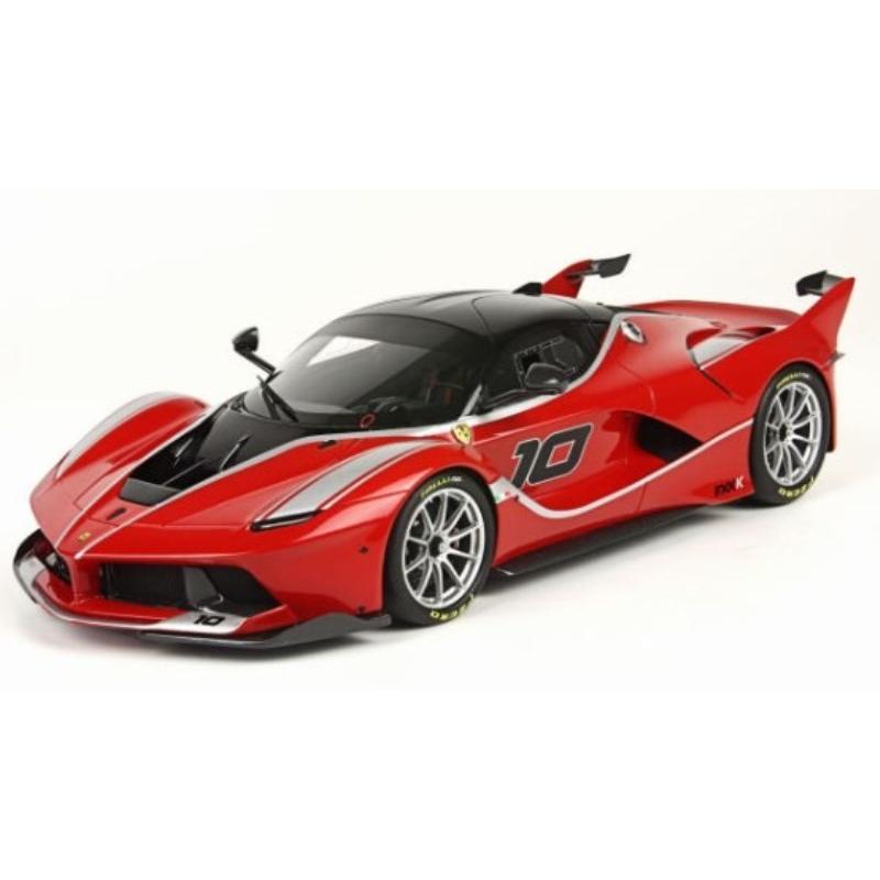 新品P18104-1 BBR 1/18 フェラーリ FXXK 2014 Rosso Tristrato 限定150台