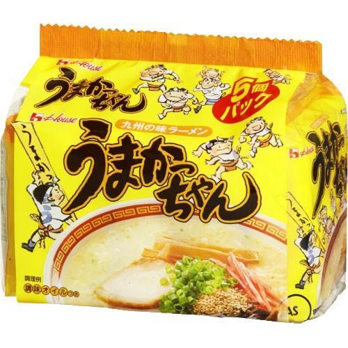 【賞味21.10月〜】ハウス うまかっちゃん5種30食(レギュラー10食 他各5食) 食べくらべセット frekago-y 02