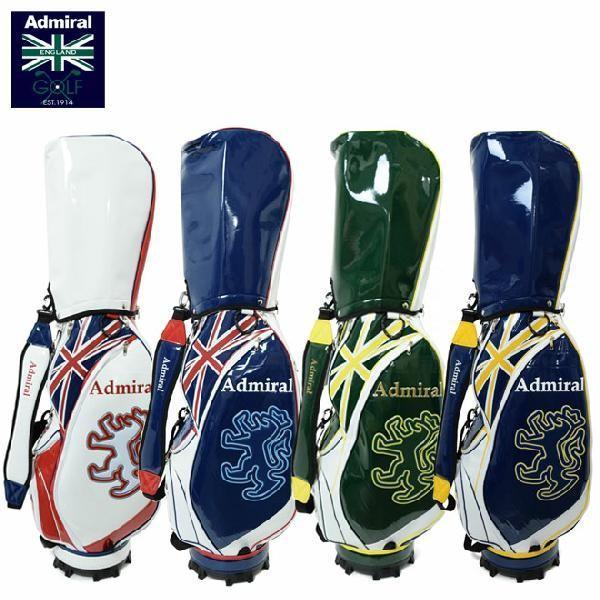アドミラルゴルフ キャディーバッグ ライトウェイト スポーツ CBADMIRAL GOLF ADMG9SC2 9.0型 46インチ対応 5分割 9型 カート式
