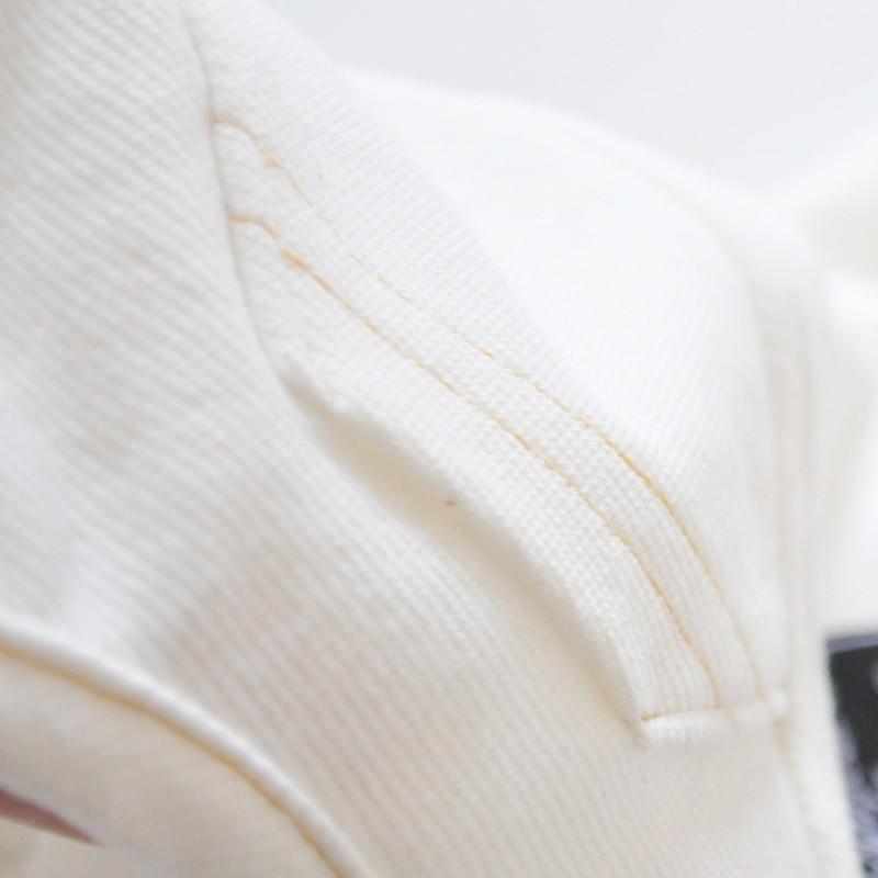 Atelier des F.R.L サロペット ホワイトDENIM パンツ|frl-shop|05