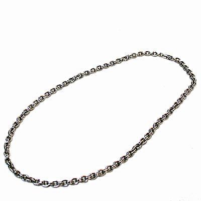 最高級のスーパー クロムハーツ Chrome Hearts ネックレス Paper Chain Necklace 20in ペーパーチェーン 51cm, エルコンセプト d6df68f0