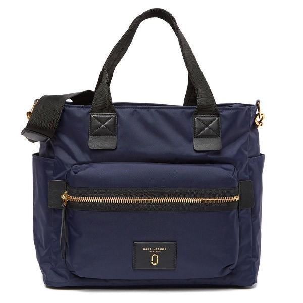 マークジェイコブス マザーズバッグ MARC JACOBS  Baby Bag (MIDNIGHT BLUE) ナイロン ベビーバッグ (ミッドナイトブルー)