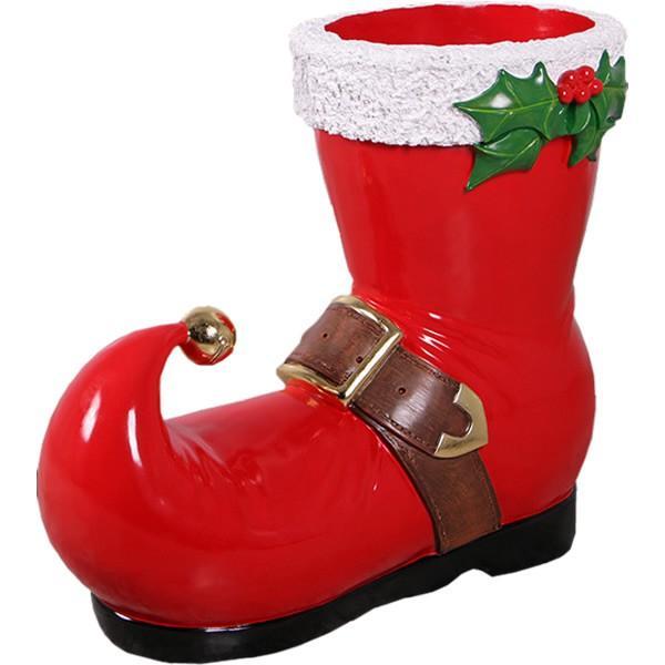 FRPクリスマスオブジェ クリスマス・ブーツ