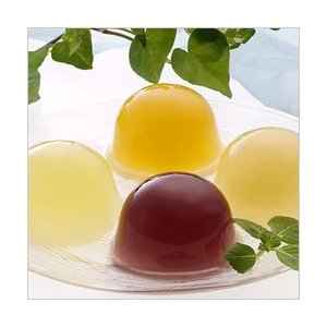 岡山県産フルーツの ゼリー詰合せ 15個セット|fruits-enchante