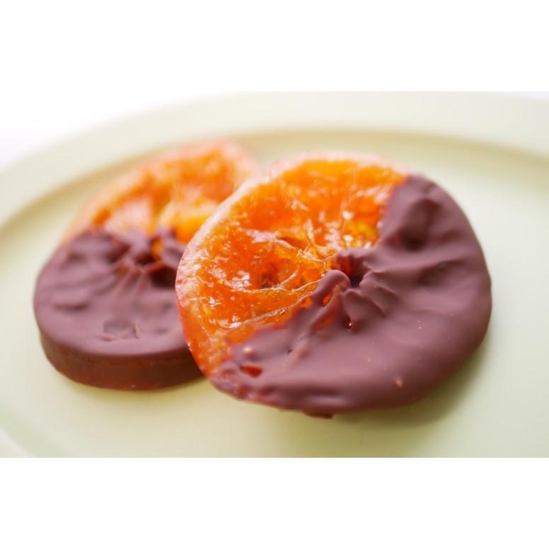 輪切りバレンシアオレンジスライス 240g/80gパックが3袋 ドライみかん 送料無料 お試し ドライフルーツ(オレンジスライス80g×3P)輪切り おやつ チャック袋|fs-yokohama|02