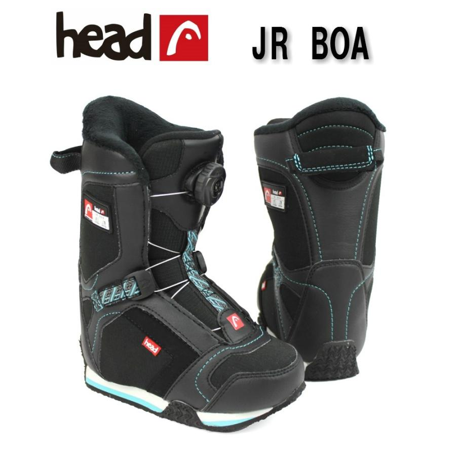 15/16 HEAD(ヘッド)ジュニア子供用スノーボードブーツ「JR BOA」355314