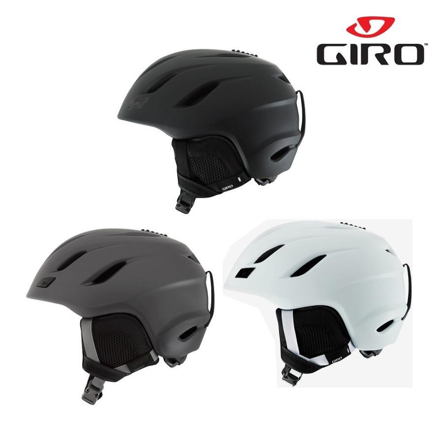 19GIRO(ジロ)ナイン アジアンフィット メンズ スキー スノーボード ヘルメット 大人用「NINE AF」