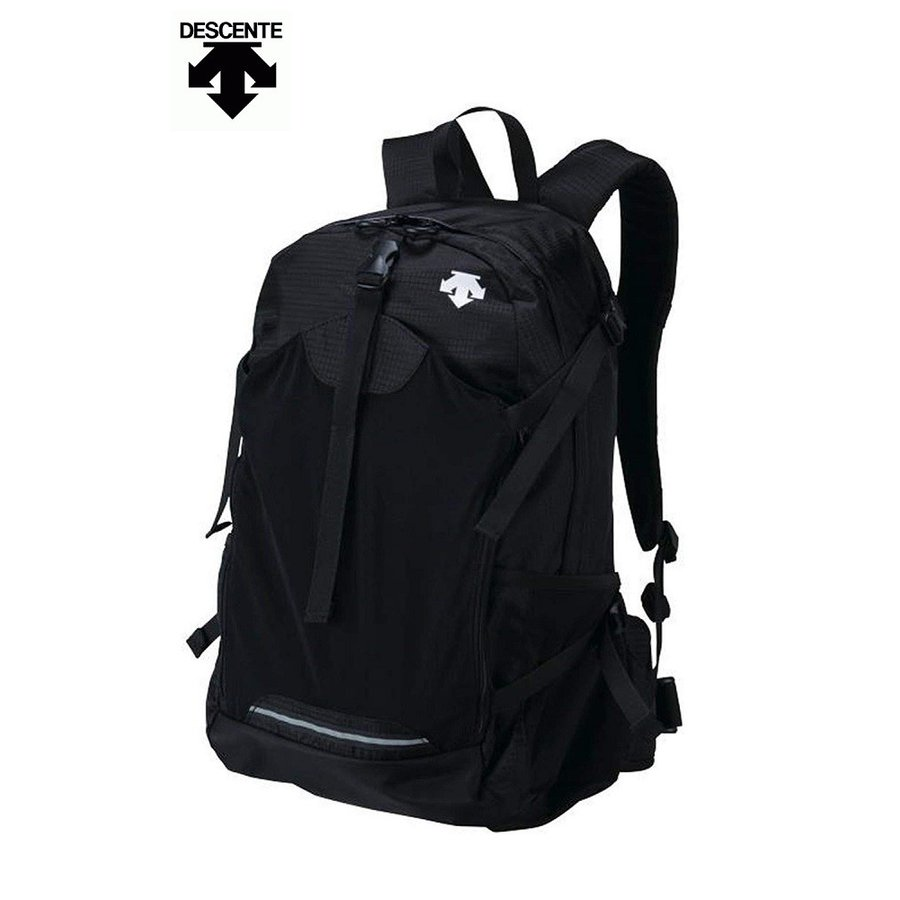 DESCENTE(デサント) スキー用 バックパック「ALL IN ONE BACKPACK」DBG-6D400 ブラック(BLK)