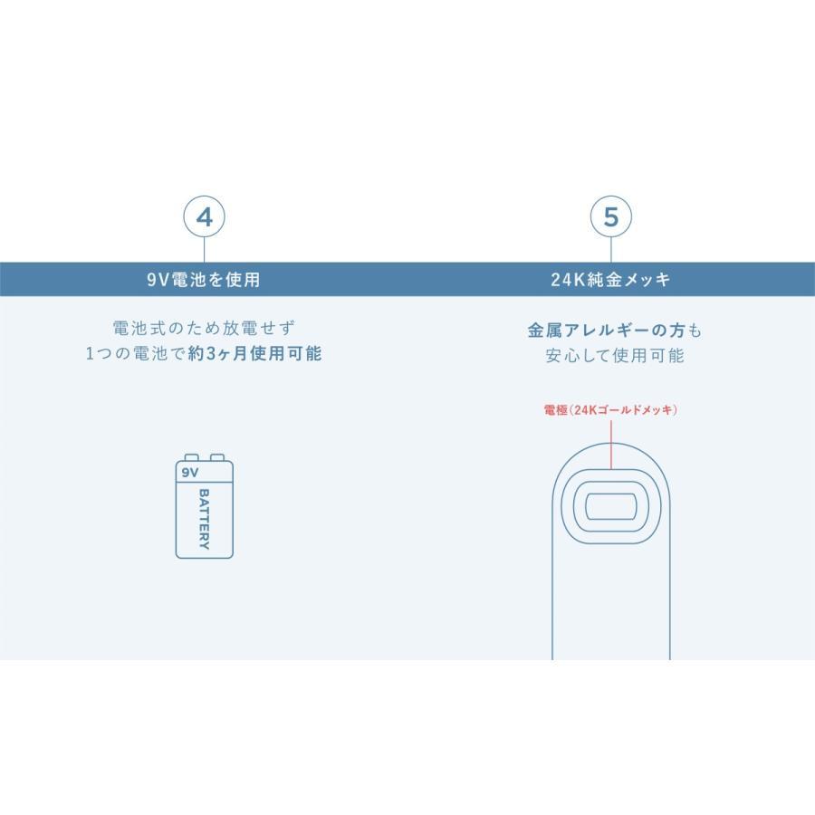 【9月20日(月)までポイントUP!】エルフェイス ELFACE ホームケア美顔器|ftk-tsutayaelectrics|12