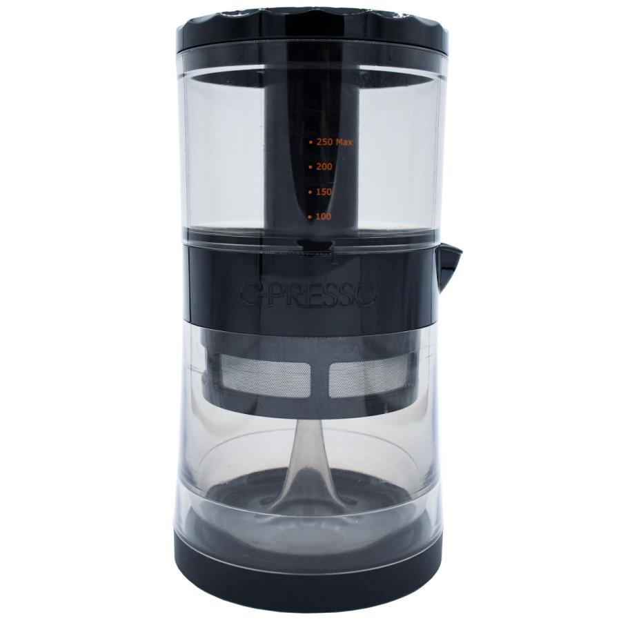 G-PRESSO ジャイロプレッソ 水出しコーヒーメーカー MEDIK MDK-GP01|ftk-tsutayaelectrics|02