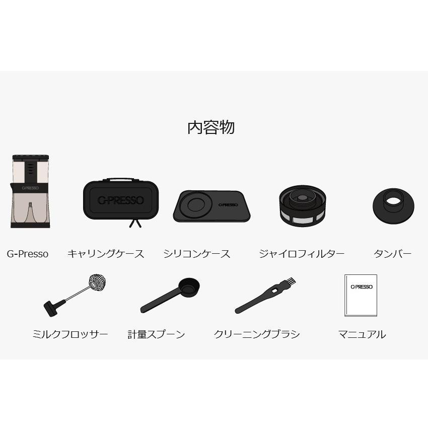 G-PRESSO ジャイロプレッソ 水出しコーヒーメーカー MEDIK MDK-GP01|ftk-tsutayaelectrics|08