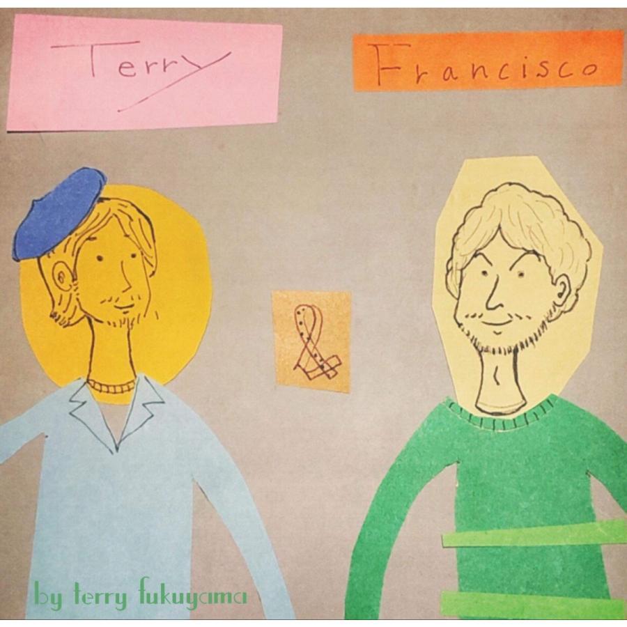 ※限定サイン色紙付※【CDのみ】テリー&フランシスコ ギャラクシー(初回生産限定) ftk-tsutayaelectrics 02