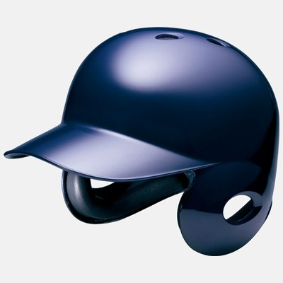 【MIZUNO】ミズノ ヘルメット(硬式用)両耳付打者用 2HA177