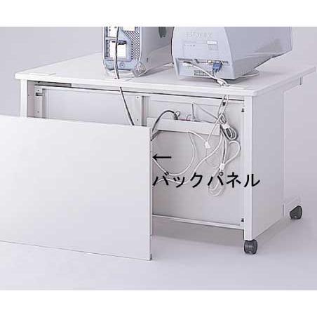 ナカバヤシ システムOAデスクオプション バックパネル W1800mmタイプ W1800mmタイプ W1800mmタイプ PB-18N 162