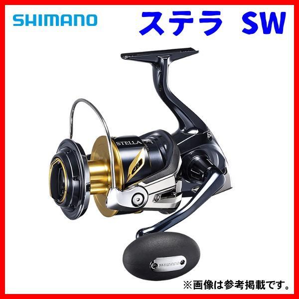 送料無料  N シマノ  '19 ステラ SW  14000XG  リール  スピニング  ( 2019年 3月新製品 ) Ξ