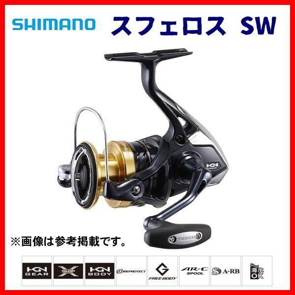 シマノ  19 スフェロス SW  4000XG  リール  スピニング  ( 2019年 9月新製品 ) Ξ *