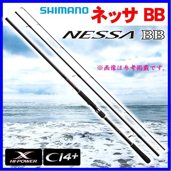 シマノ  17 ネッサ BB  S1002M  ロッド  ソルト竿 Ξ