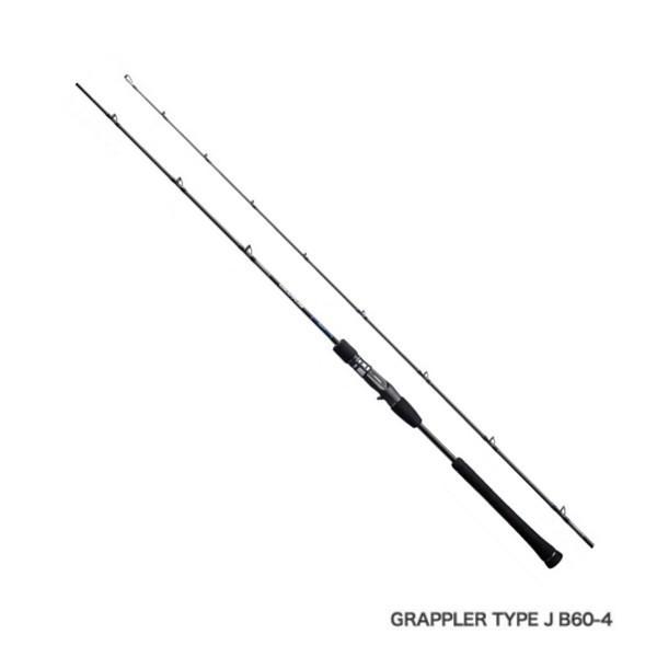 ≪'19年1月新商品!≫ シマノ '19 グラップラー タイプJ B60-3 〔仕舞寸法 138.9cm〕 【保証書付】