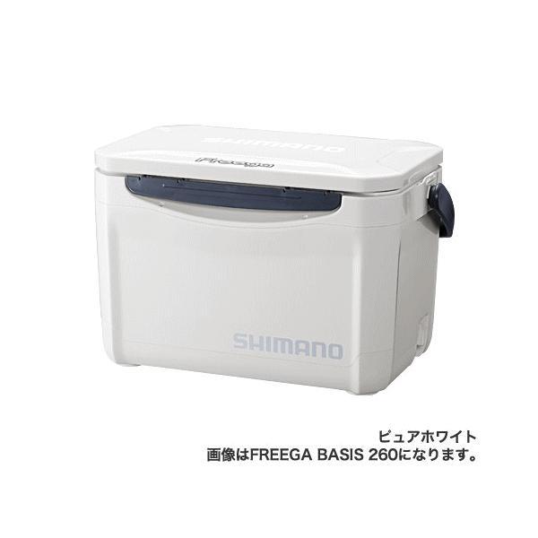 ≪新商品!≫ シマノ フリーガ ベイシス 200 UZ-020N ピュアホワイト