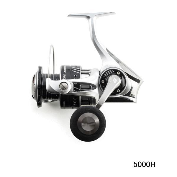 ≪'16年2月新商品!≫ アブガルシア レボ ALX 5000H 【保証書付き】 【小型商品】