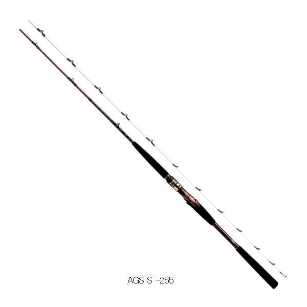 ≪'18年2月新商品!≫ ダイワ リーオマスター 真鯛 EX AGS M -300 〔仕舞寸法 154cm〕 【保証書付】 【大型商品1/代引不可】