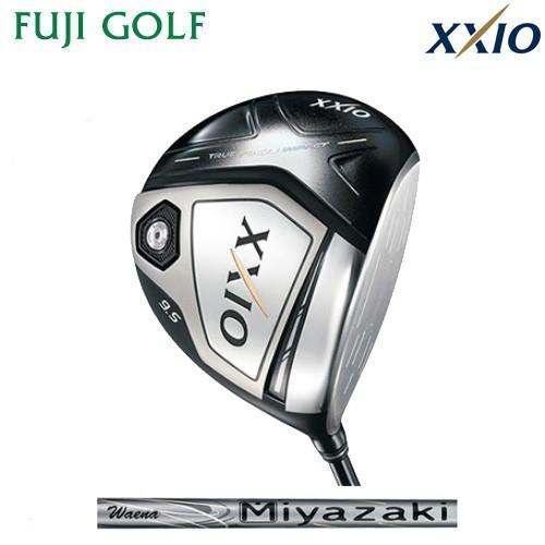 ゴルフ ドライバー DUNLOP ダンロップ XXIO X ゼクシオ テン ドライバー Miyazakiモデル Miyazaki Waena カーボンシャフト