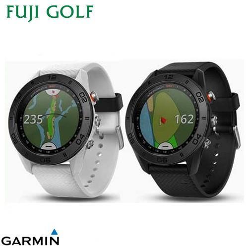 GARMIN ガーミン Approach(R) S60 アプローチ エス60 腕時計型 GPSゴルフナビ