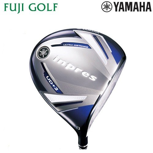 ゴルフ ドライバー YAMAHA GOLF ヤマハ ゴルフ NEW inpres UD+2 LADIES インプレス UD+2 レディース ドライバー