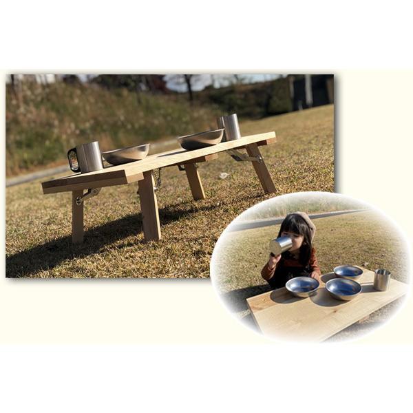 折りたたみ木製ローテーブル|fujimokunetshop|05