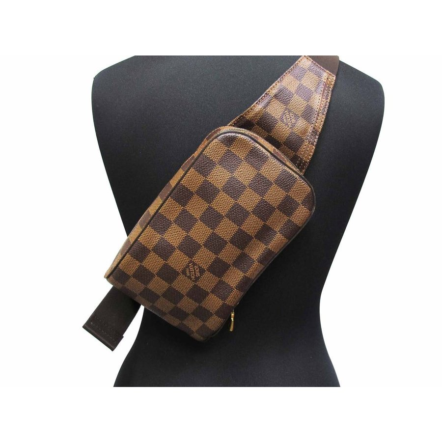 e979fd0959ee LOUIS VUITTON ジェロニモス N51194 ダミエ ボディバッグ 8438 :LV-BAG ...