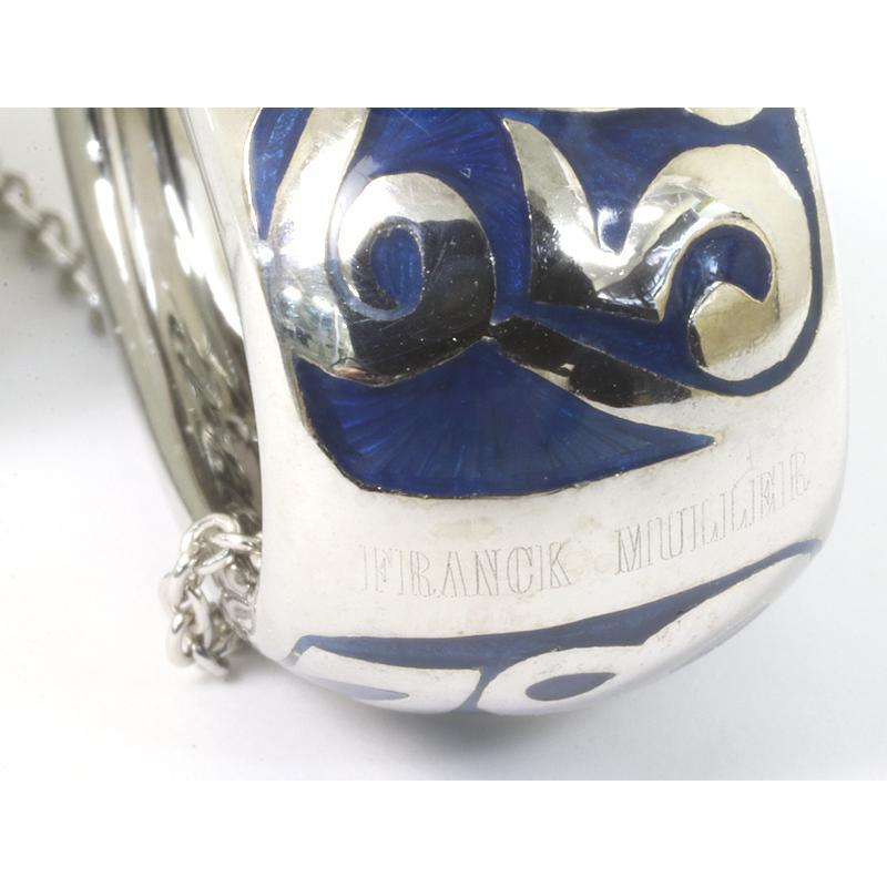 フランクミュラー タリスマン ダイヤモンド ネックレス K18ホワイトゴールド (質屋藤千商店)|fujisen78|04