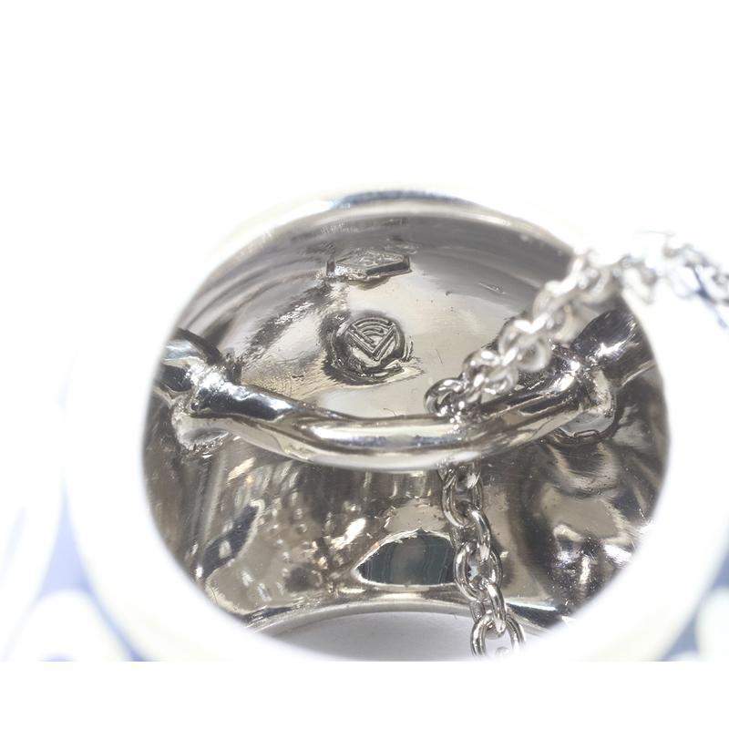 フランクミュラー タリスマン ダイヤモンド ネックレス K18ホワイトゴールド (質屋藤千商店)|fujisen78|05